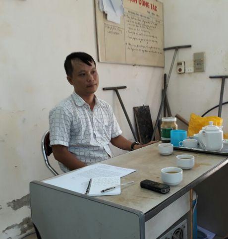 Bac Ninh: Dan keu troi vi nuoc sach doi mau den xi - Anh 2
