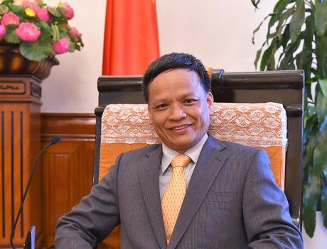 Dai su Nguyen Hong Thao trung cu vao Uy ban Luat phap Quoc te - Anh 1