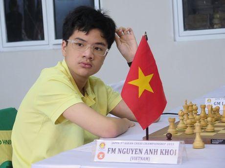 Gan 1,5 ty dau tu cho kien tuong co vua Nguyen Anh Khoi - Anh 1