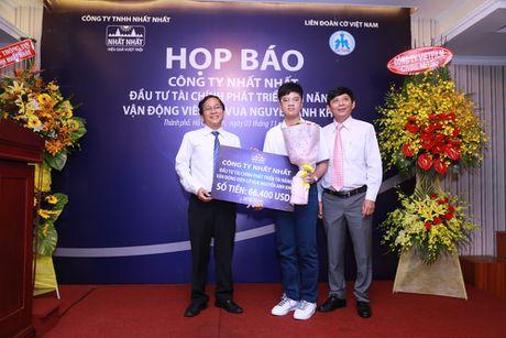 Gan 1,5 ty dau tu cho kien tuong co vua Nguyen Anh Khoi - Anh 2