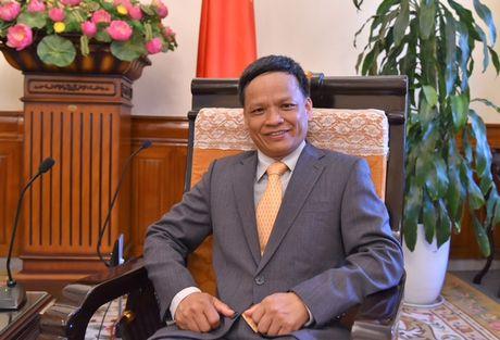 Viet Nam trung cu thanh vien Uy ban Luat phap quoc te cua Lien hop quoc (ILC) - Anh 1