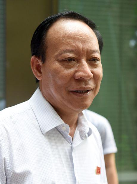 Thuong tuong Le Quy Vuong: Ong Trinh Xuan Thanh nen ve nuoc dau thu - Anh 1