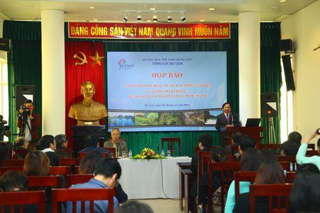 Nam 2016, Viet Nam du kien don 9,7 trieu luot khach quoc te - Anh 1
