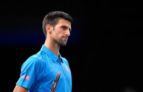 Djokovic - Dimitrov: Nguoc dong trong con dau (V3 Paris Masters) - Anh 1