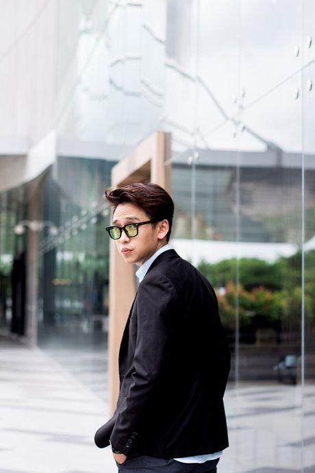 MC Quang Bao hoi hop sang Han Quoc gap Song Hye Kyo - Anh 2
