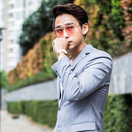 MC Quang Bao hoi hop sang Han Quoc gap Song Hye Kyo - Anh 4