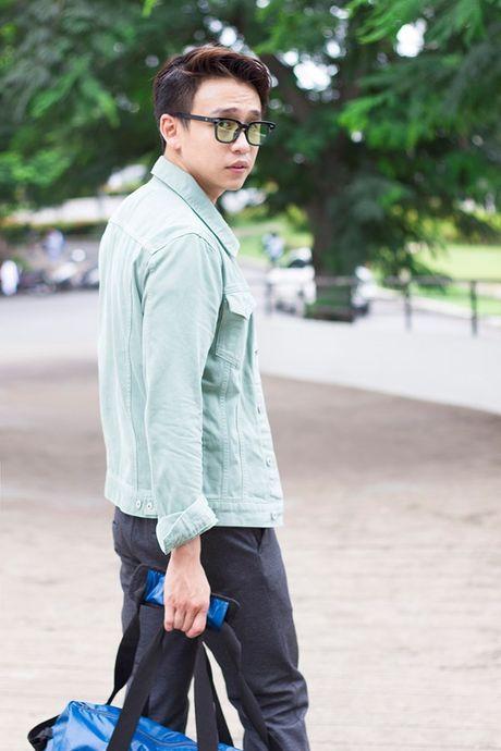 MC Quang Bao hoi hop sang Han Quoc gap Song Hye Kyo - Anh 5