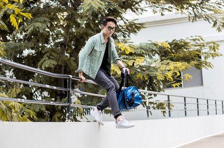 MC Quang Bao hoi hop sang Han Quoc gap Song Hye Kyo - Anh 6