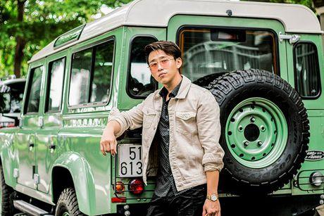 MC Quang Bao hoi hop sang Han Quoc gap Song Hye Kyo - Anh 7