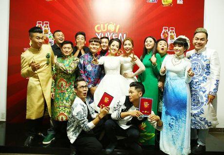 Hoai Linh the voi To nghiep se cong tam o 'Cuoi xuyen Viet' mua 2 - Anh 3