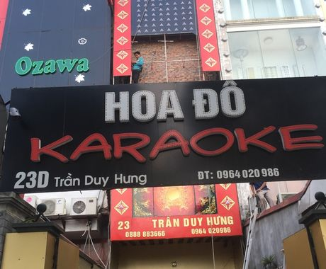 Dinh chi hang loat quan karaoke khong du dieu kien PCCC - Anh 2