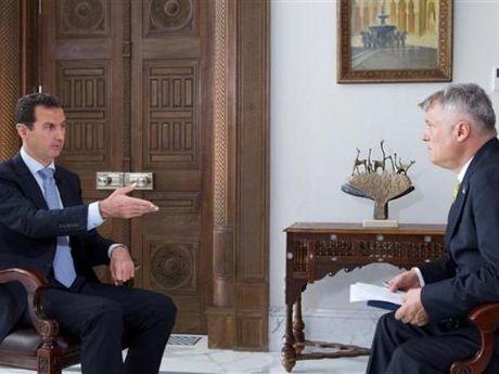 Ong Assad: My loi dung thoa thuan ngung ban de bao ve khung bo - Anh 1