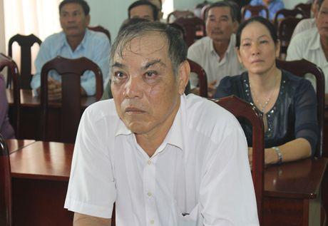 Vien KSND tinh Ben Tre xin loi cong khai nguoi bi truy to oan sai sau 26 nam - Anh 2