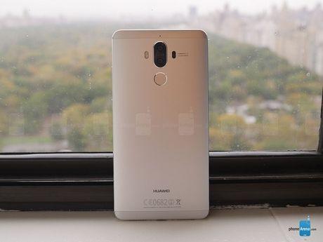 Huawei Mate 9 chinh thuc: RAM 4GB, camera kep Leica 20/12MP - Anh 2