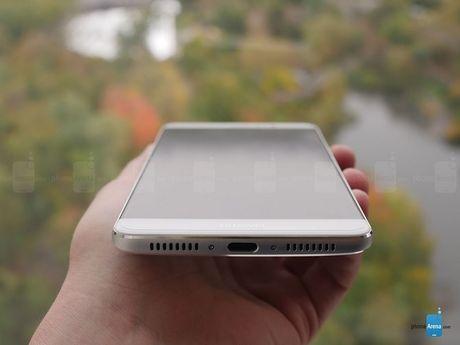 Huawei Mate 9 chinh thuc: RAM 4GB, camera kep Leica 20/12MP - Anh 3