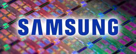 2017 se la nam ban le cho mang san xuat chip cua Samsung - Anh 1
