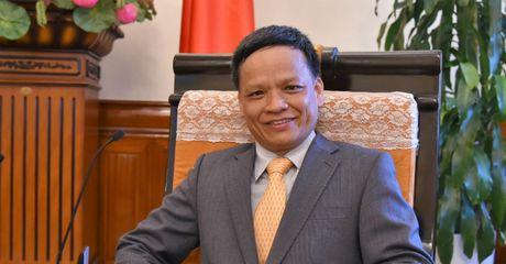 Viet Nam lan dau tien co nguoi trung cu Uy ban luat phap quoc te - Anh 1