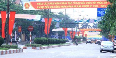 TP Thai Nguyen: Tung buoc xay dung tuyen pho van minh, hien dai - Anh 1