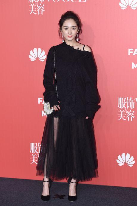 Pham Bang Bang mac xau gay sot tham do Vogue - Anh 5