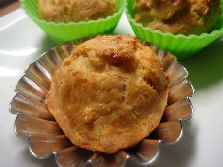 Banh muffin khoai lang de gay 'nghien' - Anh 1