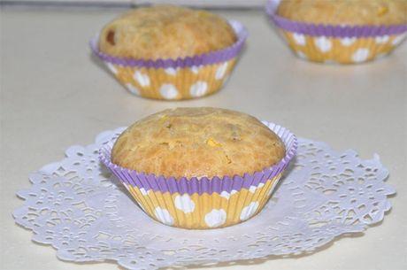 Banh muffin khoai lang de gay 'nghien' - Anh 2