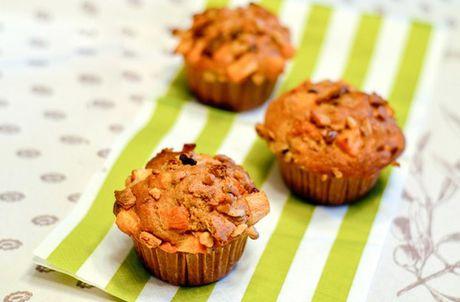 Banh muffin khoai lang de gay 'nghien' - Anh 7