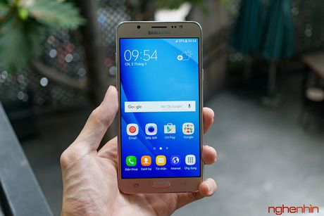 Galaxy J7 2016 xach tay full-HD, RAM 3GB, 3,5 trieu - Anh 1