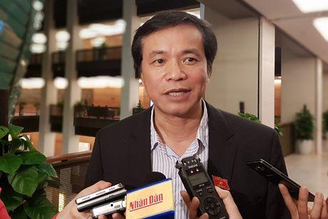 Quoc hoi, Chinh phu trien khai quy trinh xu ly ky luat ong Vu Huy Hoang - Anh 1
