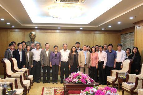 Bo truong TT&TT: Cuoc song hien dai khong the tach roi vien thong - Anh 1