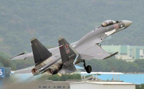 Trung Quoc tiep tuc tang mua vu khi Nga, kim ngach tren 8 ty USD - Anh 2
