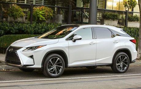 Toyota trieu hoi 20 xe Lexus do loi tui khi tai Viet Nam - Anh 1