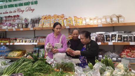 Hon 75% san pham nong san an toan duoc dan QR code - Anh 1