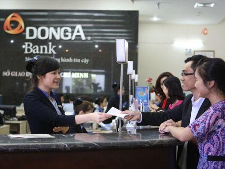 Sau mot nam bi kiem soat dac biet, DongA Bank dang dan 'on' - Anh 1