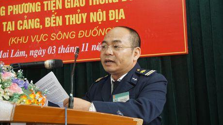 """""""Dau cham het"""" cho xe qua tai tai cang, ben khu vuc song Duong - Anh 3"""