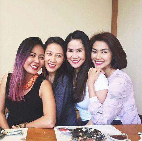 Hoi ban than cua Tang Thanh Ha trong showbiz - Anh 3
