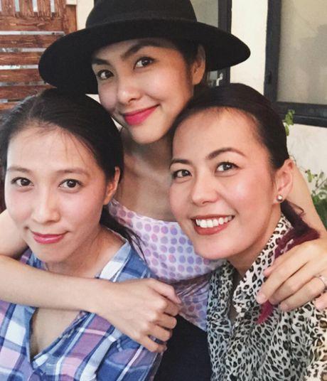 Hoi ban than cua Tang Thanh Ha trong showbiz - Anh 5