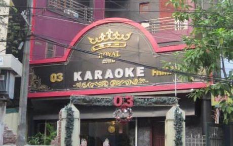 Ha Noi: Cac bien hieu quang cao karaoke co dien tich tren 20 m2 deu bi xu ly - Anh 1