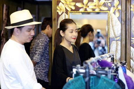 Chi Pu khac la, Ngoc Han quyen ru trong buoi thu do cua NTK Xuan Le cho VIFW - Anh 3
