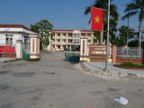 Xa Quang Tan: Tap trung phat trien kinh te, xay dung xa kieu mau - Anh 1