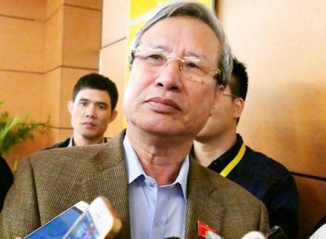 Chu nhiem Uy ban kiem tra Trung uong: Bat cu ai vi pham deu xu ly theo quy dinh - Anh 1