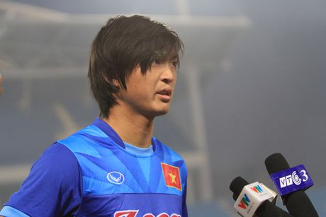 Cong Phuong muon duoc da chinh o AFF Cup, Tuan Anh lo tran gap Indonesia - Anh 3