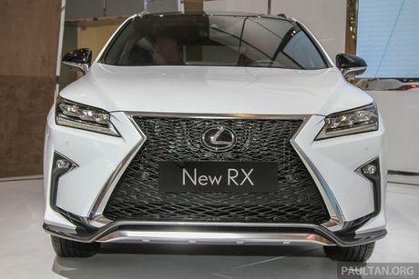 Toyota VN trieu hoi xe Lexus do loi tui khi - Anh 1