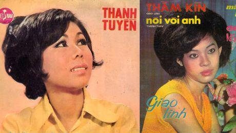 Phong tra ca nhac Sai Gon xua: Hai nu hoang bolero Thanh Tuyen - Giao Linh - Anh 1