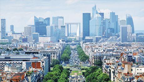 Paris no luc thu hut doanh nghiep 'chay' khoi London - Anh 1