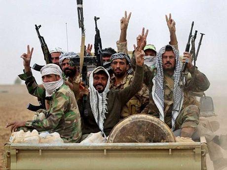 Thu linh IS ho hao giu vung tran dia Mosul - Anh 1