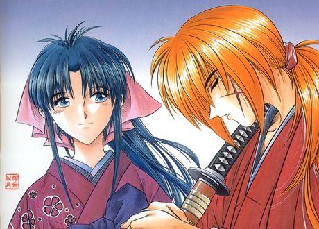'Rurouni Kenshin' co them hai chuong ngoai truyen - Anh 1