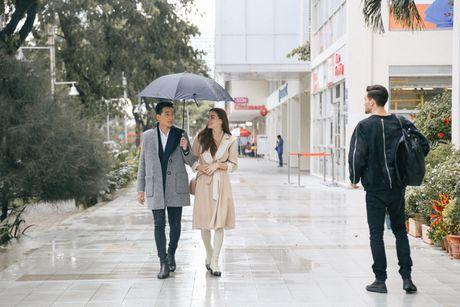 Dam Vinh Hung 'cach mat' Ho Ngoc Ha trong phim ngan - Anh 11