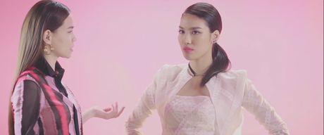 Dam Vinh Hung 'cach mat' Ho Ngoc Ha trong phim ngan - Anh 7