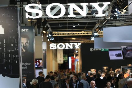 Sony giam 86% loi nhuan trong quy II - Anh 1
