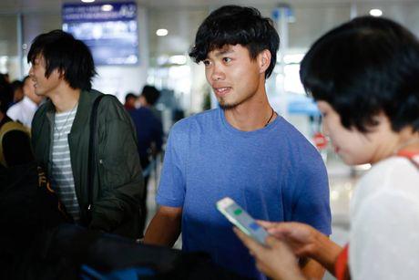 Tuan Anh, Cong Phuong truc trac hanh ly o Noi Bai - Anh 1